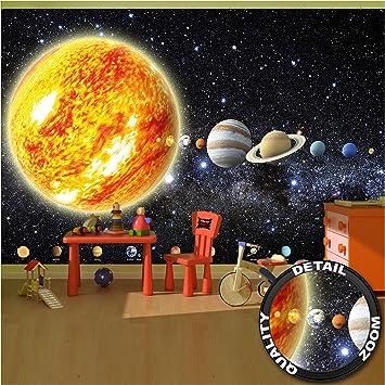 GREAT ART Mural de Pared – Planetas del Sistema Solar – Planetas ...