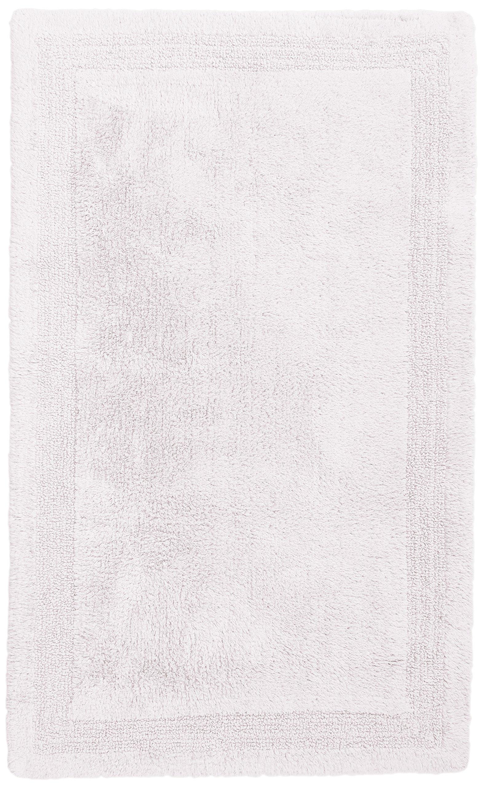 Reversible Cotton Bath Rugs: Amazon.com