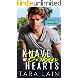 Knave of Broken Hearts: A Finally-Growing-Up, Yaoi Kink, MM Romance (Love in Laguna Book 2)