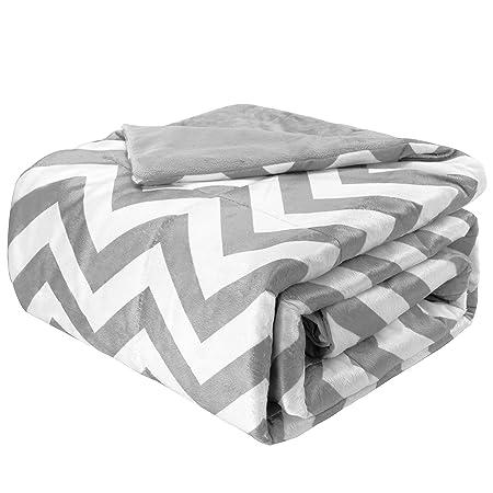 Luxurious Grey And White Oversized Chevron Throw Blankets 40 X 40 Awesome Grey And White Chevron Throw Blanket