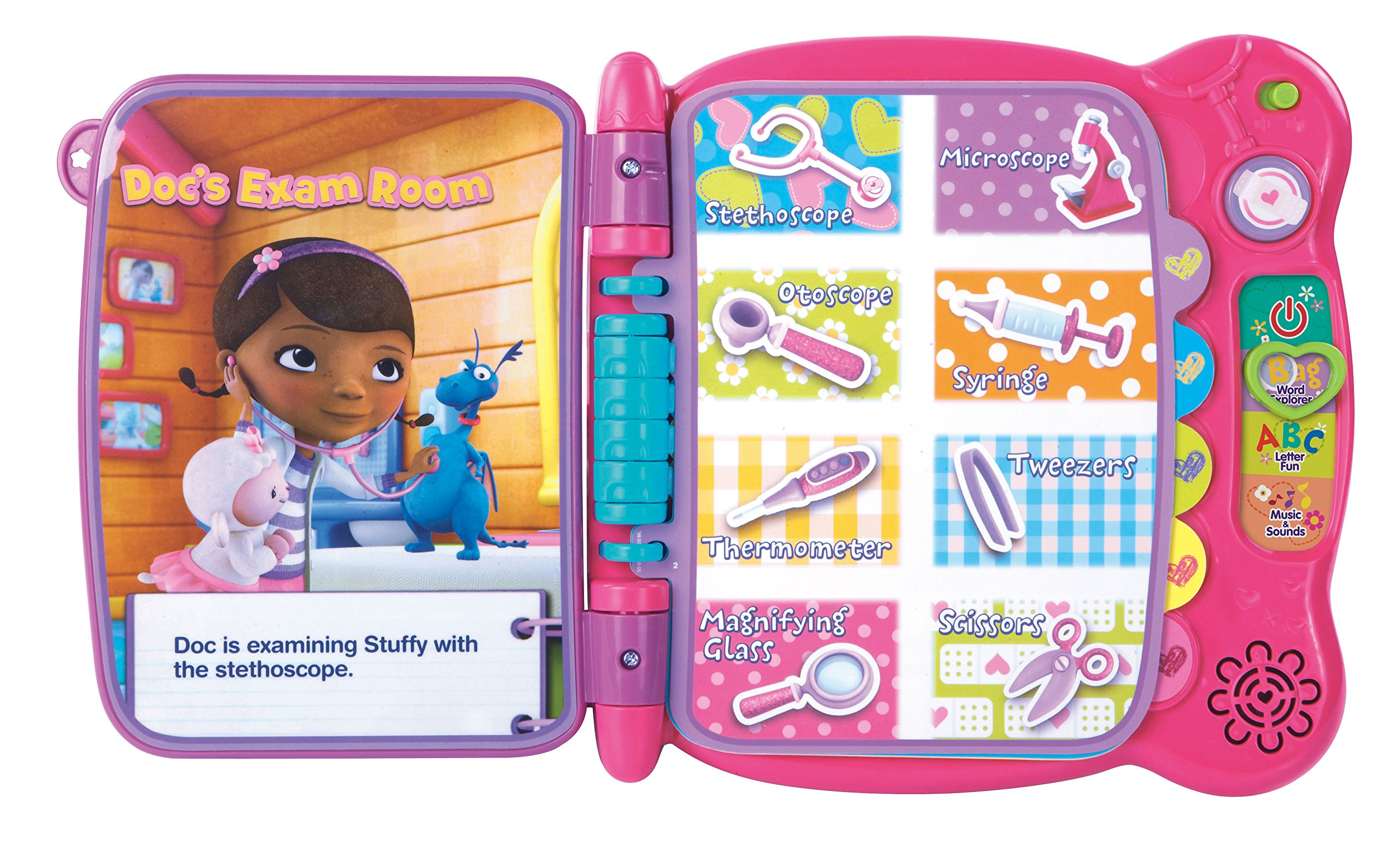 VTech Disney Doc McStuffins Discover and Learn Big Book of Boo-Boos by VTech (Image #2)