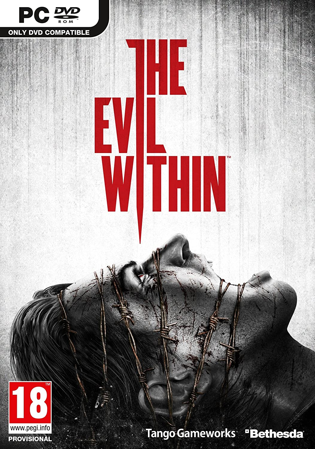 Image result for The Evil Within cover pc