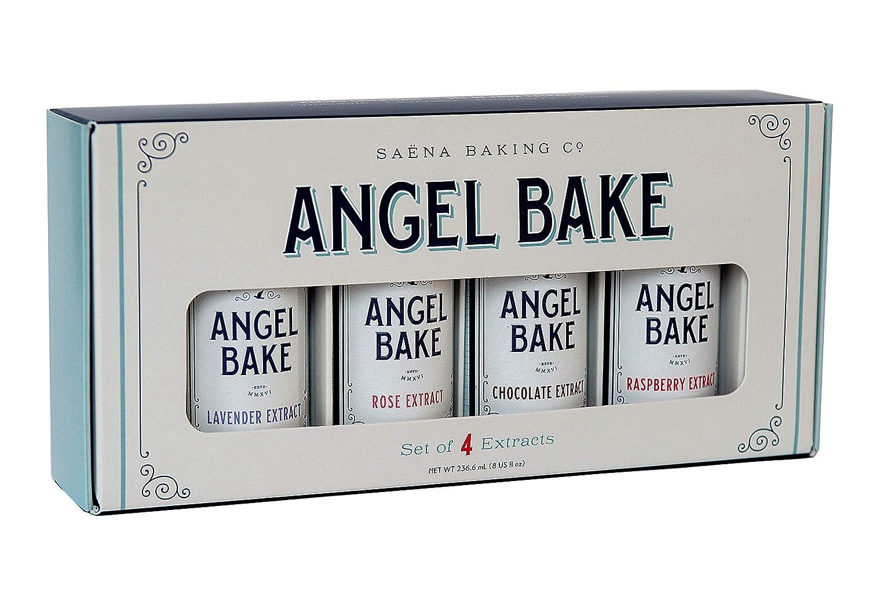 Angel Bake Food Extract Set - Gift Box