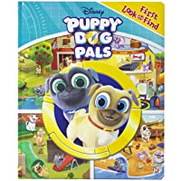 Disney Puppy Dog Pals - First Look and Find Activity Book - PI Kids