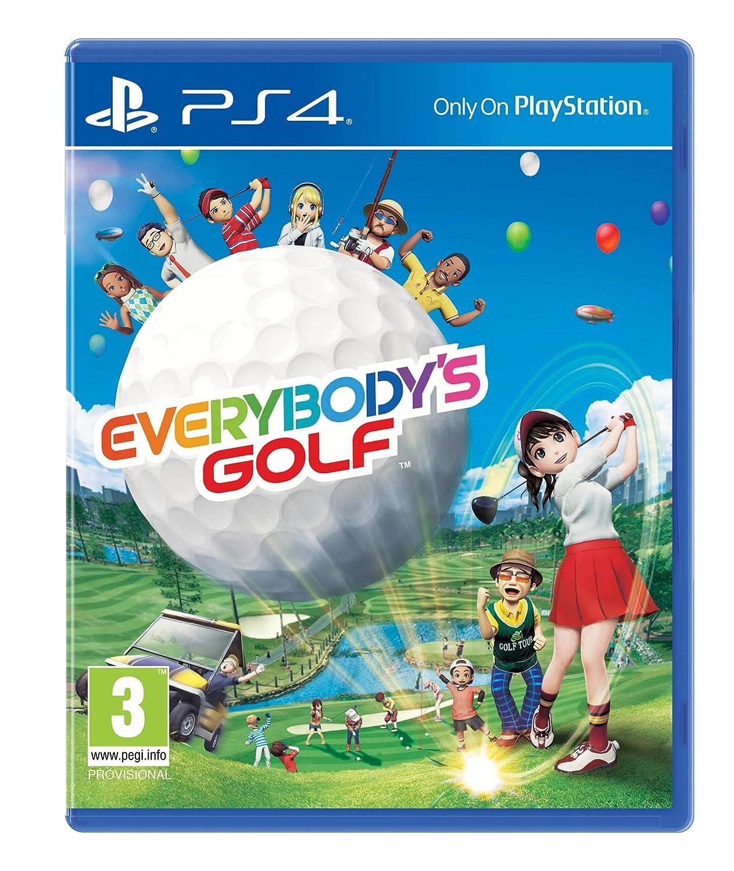 Everybodys Golf 7 - PlayStation 4 [Importación italiana]: Amazon.es: Videojuegos