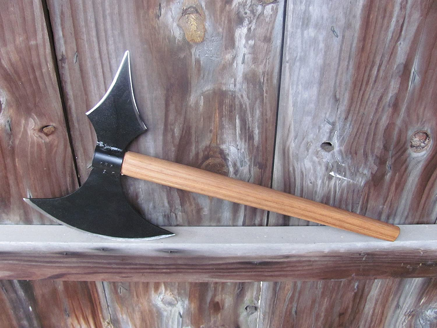 Handcrafted Gothic Throwing Battle Axe Gothic Battle Ax. Free Shipping