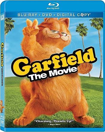 Garfield 2004 Dual Audio In Hindi 300MB 480p BluRay