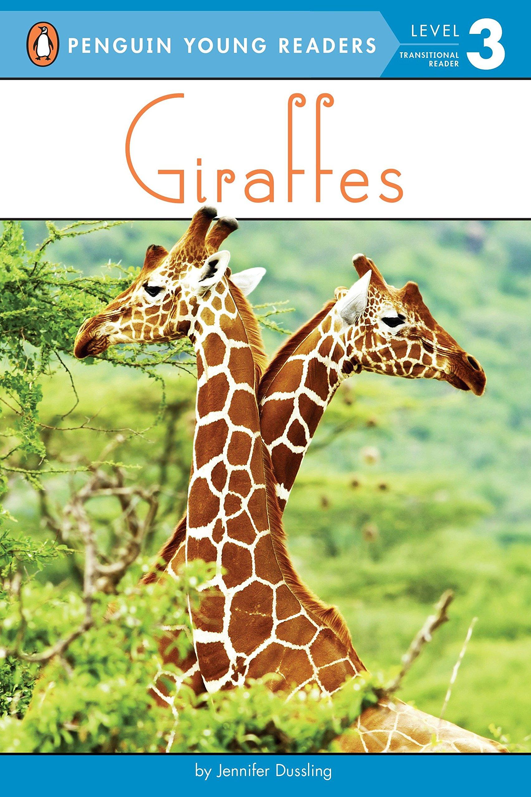 Read Online Giraffes (Penguin Young Readers, Level 3) ebook