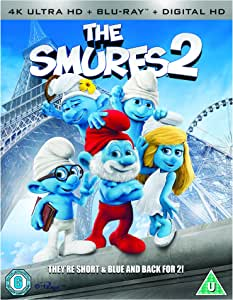 The Smurfs (DVD ) 2013