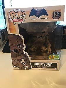 "Funko - Figurine DC Batman Vs Superman - Doomsday 6"" Exclu Pop 14cm - 0849803098315"