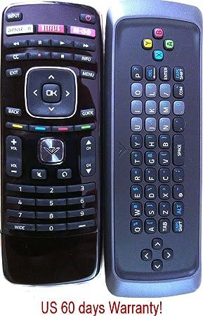 Nuevo Smart TV alfanumérico (Letras diseño de) Mando a Distancia, QWERTY Dual Side Mando a Distancia con Teclado – - 30 días de garantía.: Amazon.es: Electrónica