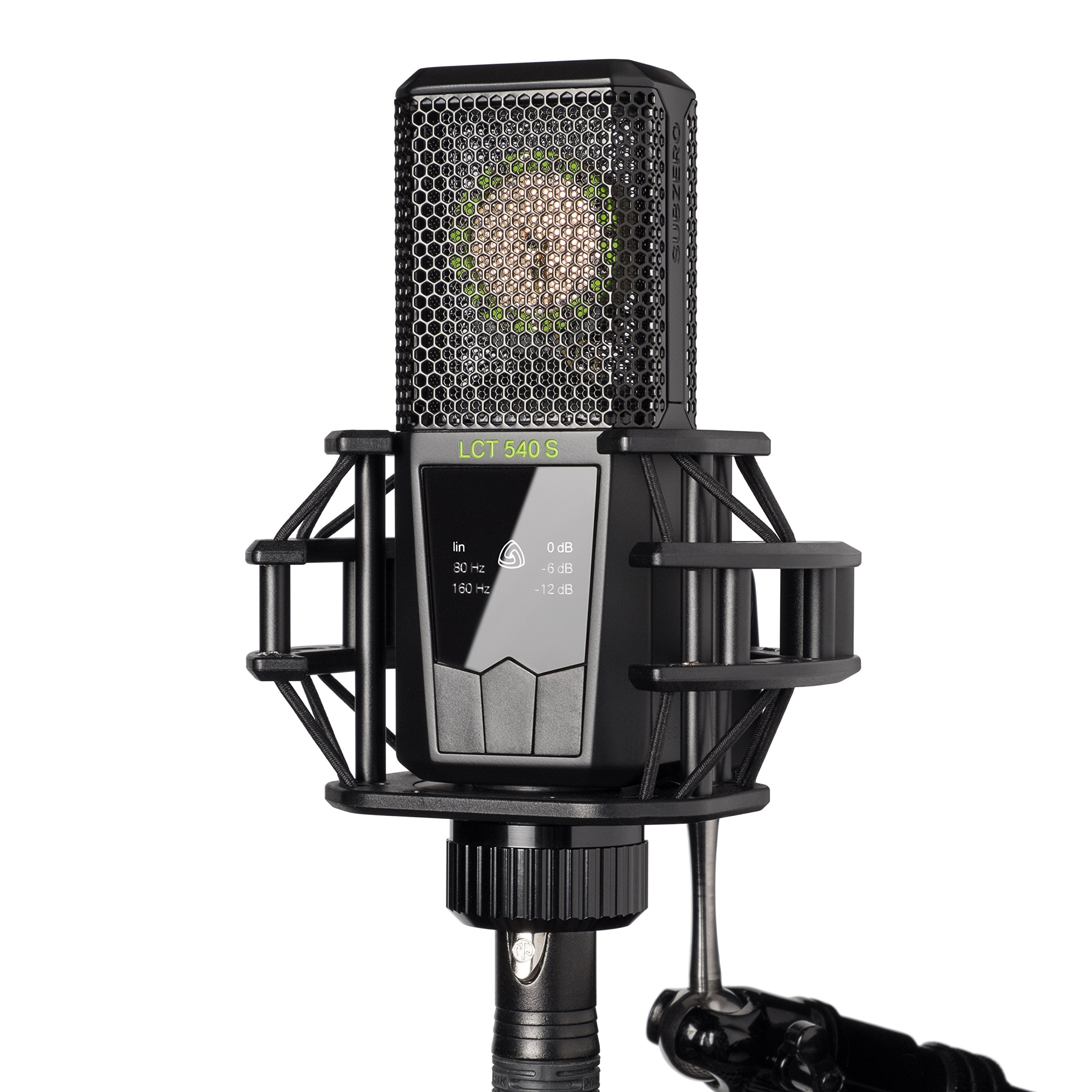 LEWITT LCT 540 SUBZERO Large Diaphragm Condenser Microphone by Lewitt
