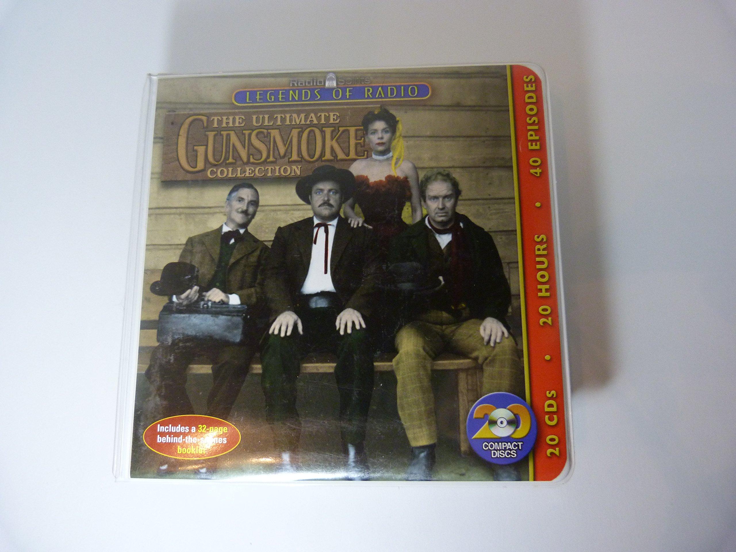 Legends of Radio: Gunsmoke