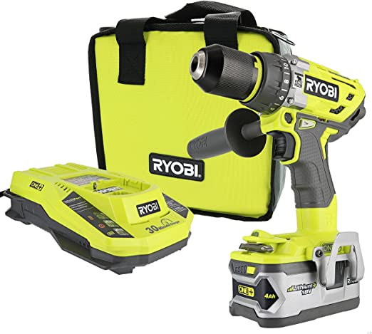 Amazon.com: Ryobi P1813 - Kit de herramientas para martillo ...