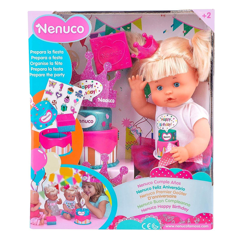 Nenuco - Cumple Años (Famosa 700014047)