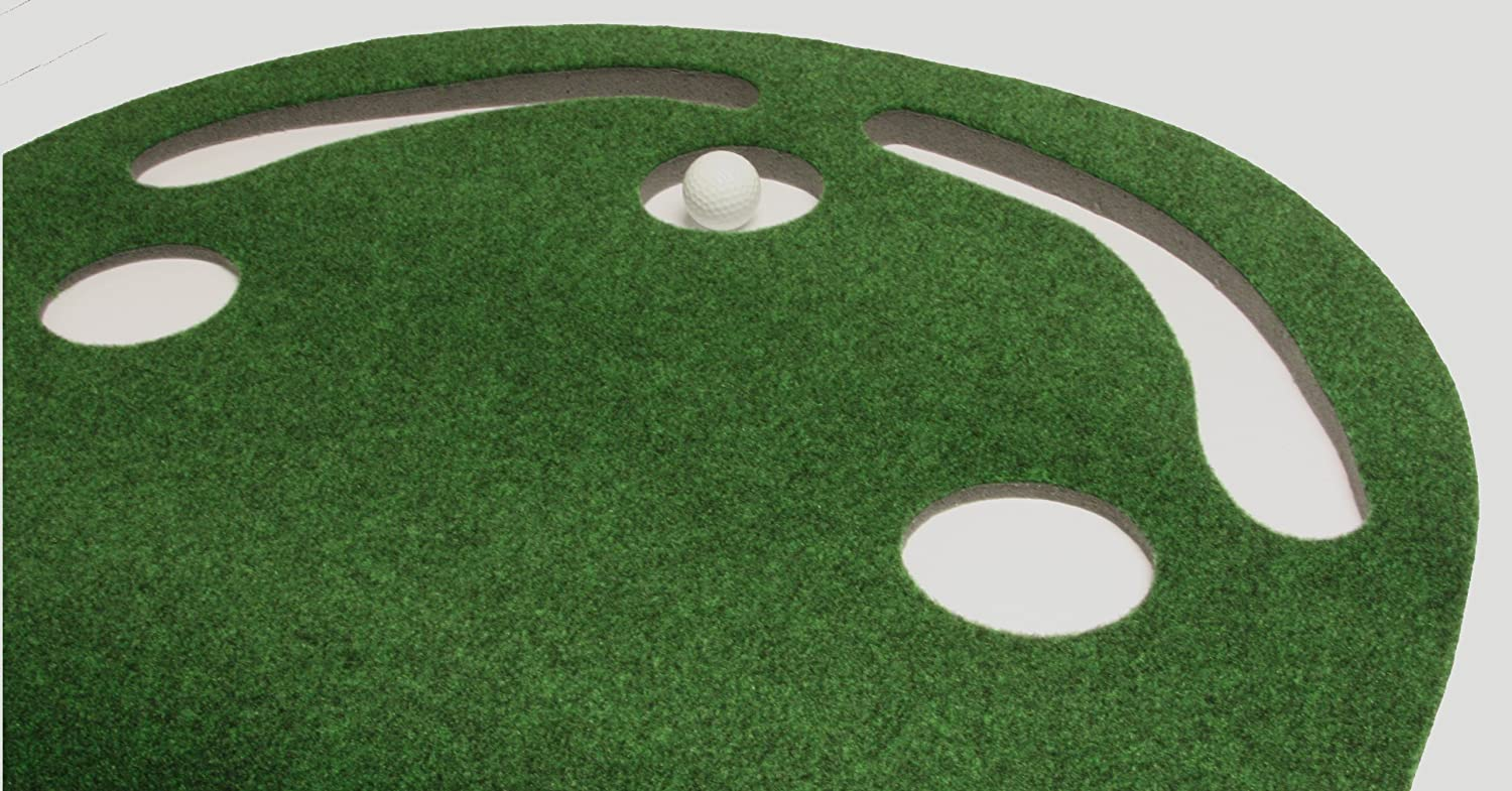 amazon com putt a bout grassroots par three putting green 9