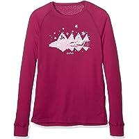 Odlo 150519–Camiseta de Manga Larga para niña