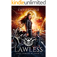 Lawless (Steel Demons MC Book 1) book cover