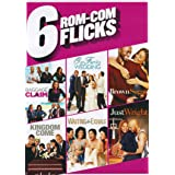 6 Rom-Com Flicks (Baggage Claim / Our Family Wedding / Brown Sugar / Kingdom Come / Waiting to Exhale / Just Wright)