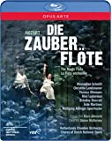 Mozart: Die Zauberflote (The Magic Flute) [Brindly Sherratt; Maximilliam Schmitt; Nina Lejderman; Netherlands Chamber Orchestra; Chorus of Dutch Natonal Opera] [OPUS ARTE: BLU RAY] [Blu-ray] [2015]