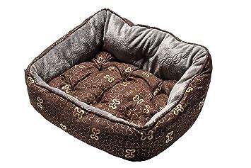 Rogz RPS de 04 lapz Trendy PODZ/Cama para Perros, S, Color marrón: Amazon.es: Productos para mascotas