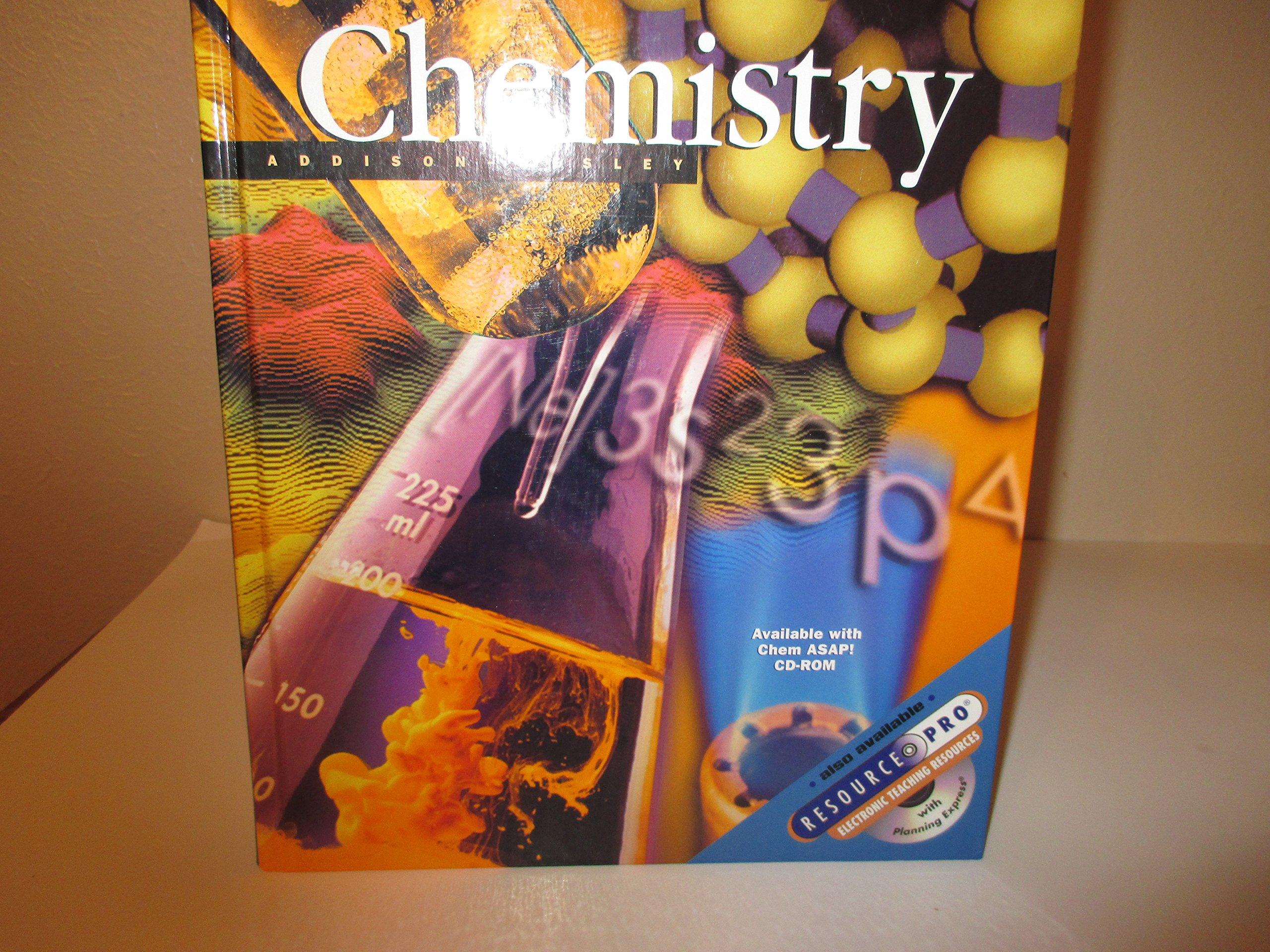 Amazon Addison Wesley Chemistry Teachers Edition