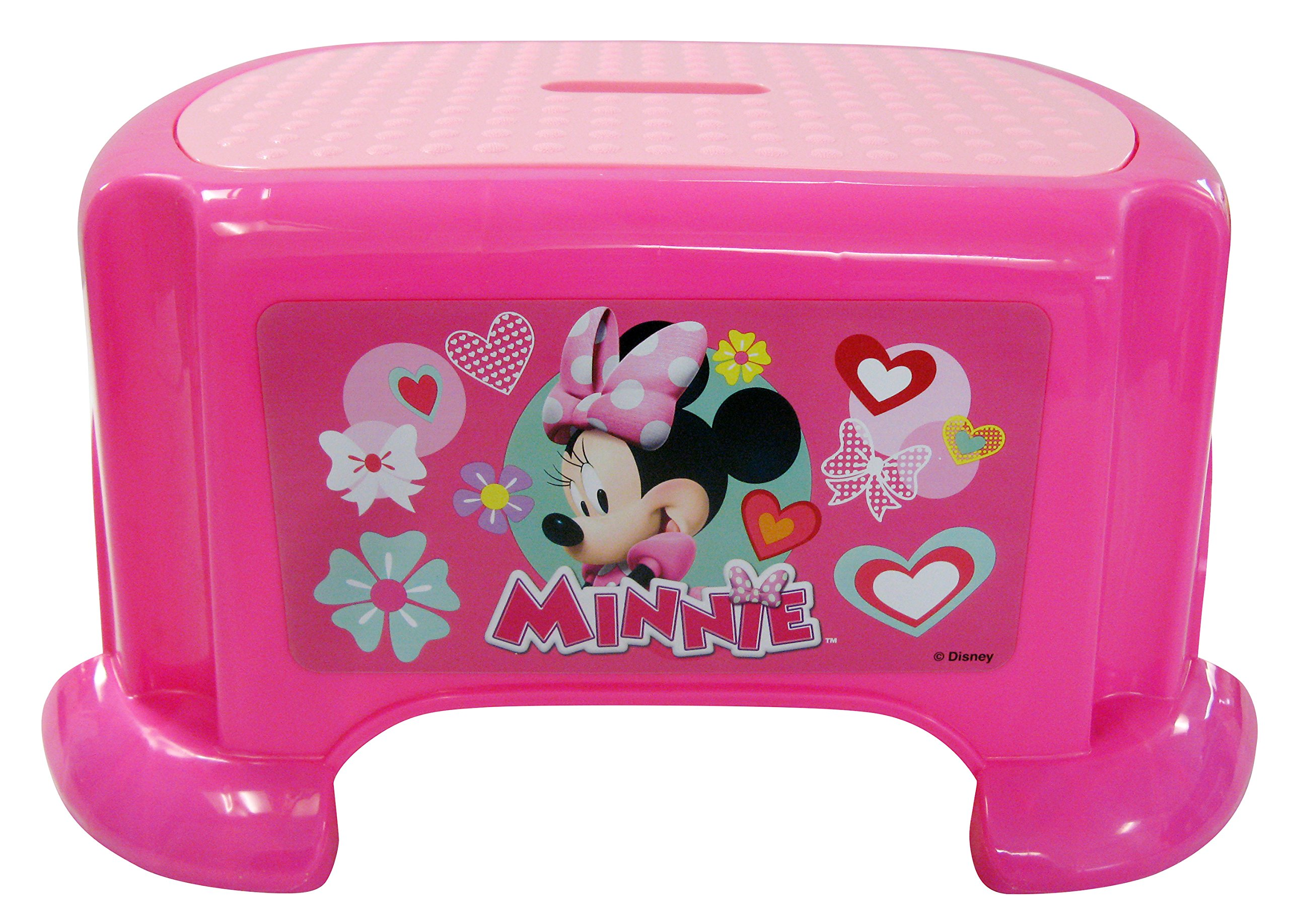 Minnie Mouse Happy Helper Step Stool