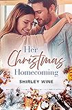 Her Christmas Homecoming (Rainbow Cove Christmas, #3)