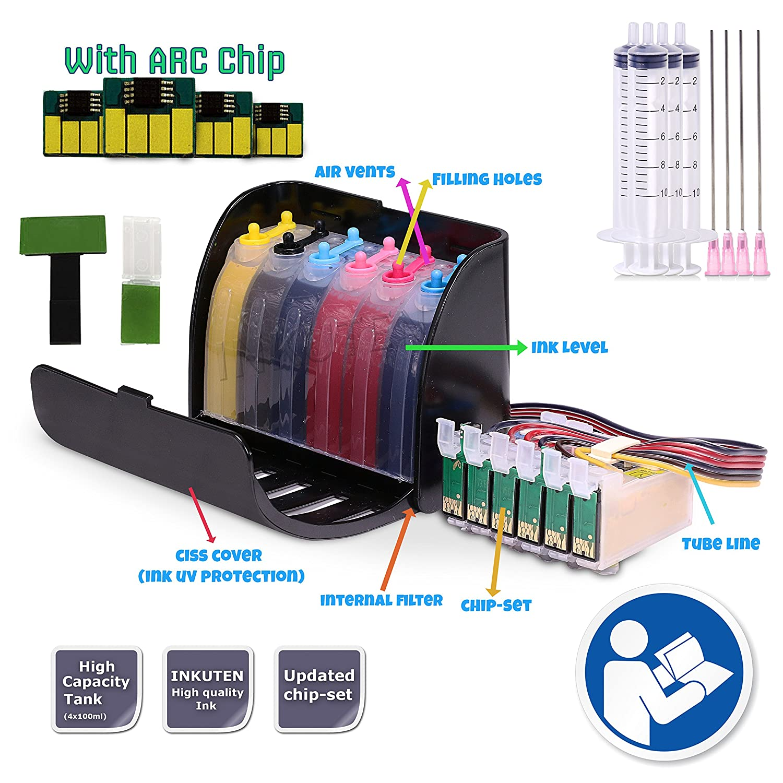 Cyan,1 Pack TK592C SuppliesOutlet Compatible Toner Cartridge Replacement for Kyocera Mita TK-592C