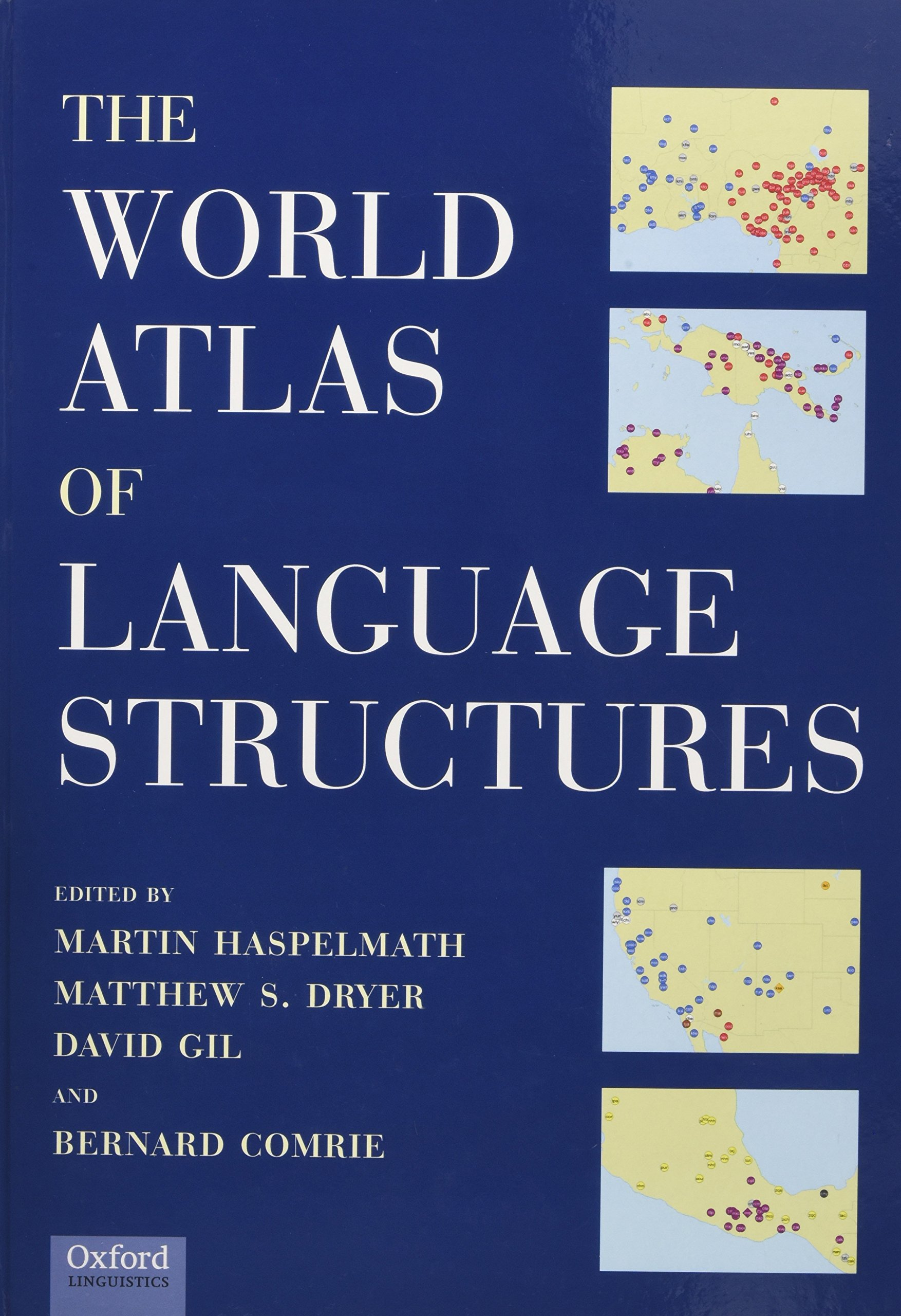 Amazon the world atlas of language structures martin amazon the world atlas of language structures martin haspelmath matthew s dryer david gil bernard comrie livres fandeluxe Gallery