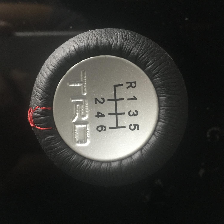 Bingohobby Schaltknauf 6 Gang Schalthebel Knäufe Schaltknopf Gear Shift Knob Universal Auto