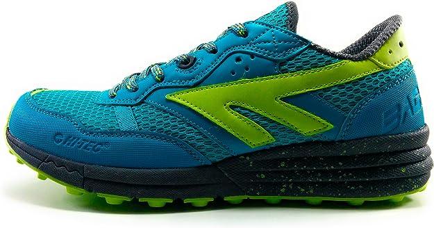 Hi-Tec Badwater Zapatillas Trail Running para Mujer: Amazon.es: Zapatos y complementos