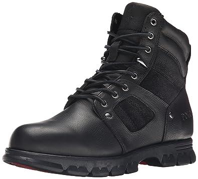 e732dd0df63 Polo Ralph Lauren Men's Diego Boot, Black/Black, 9 D US: Amazon.co ...
