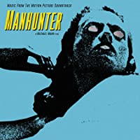 MANHUNTER: MUSIC FROM THE MOTION PICTURE SOUNDTRACK (LIMITED CAPTIVA BLUE COLOURED VINYL)