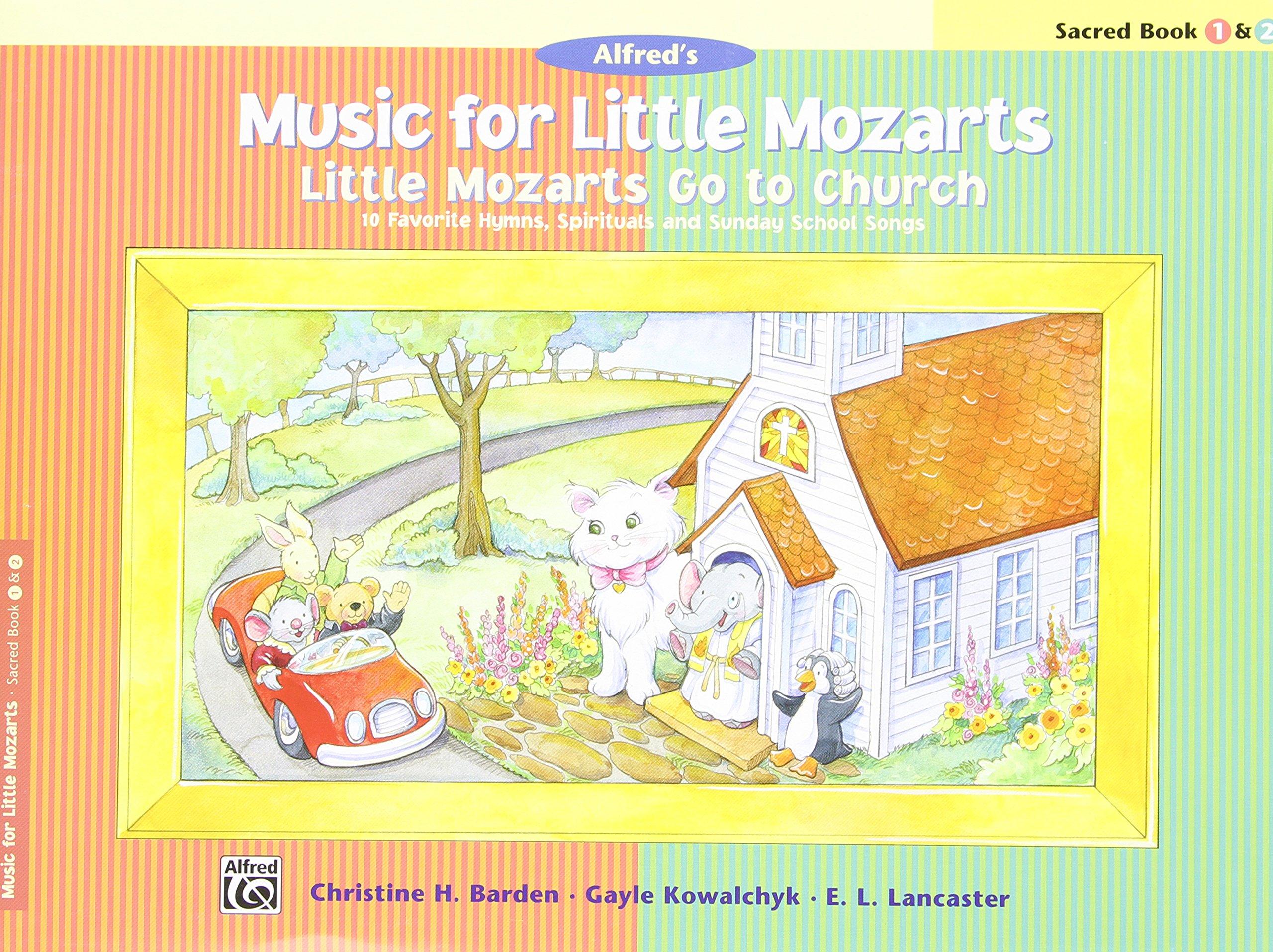 Music Little Mozarts Church 1 2