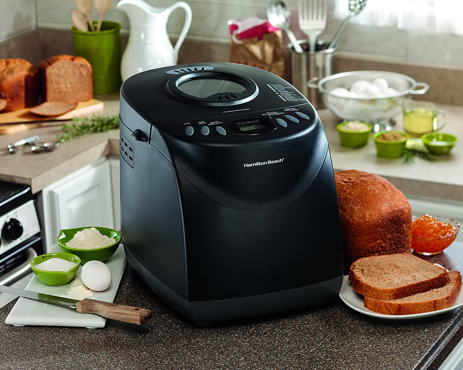 Hamilton Beach 29882 Bread Maker Cyber Monday Deal 2019