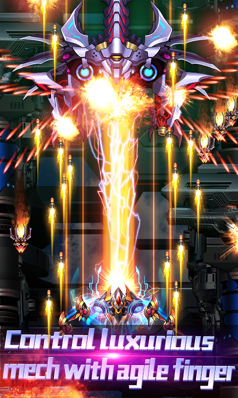 Thunder Assault: Galaxy Shooting: Amazon ca: Appstore for