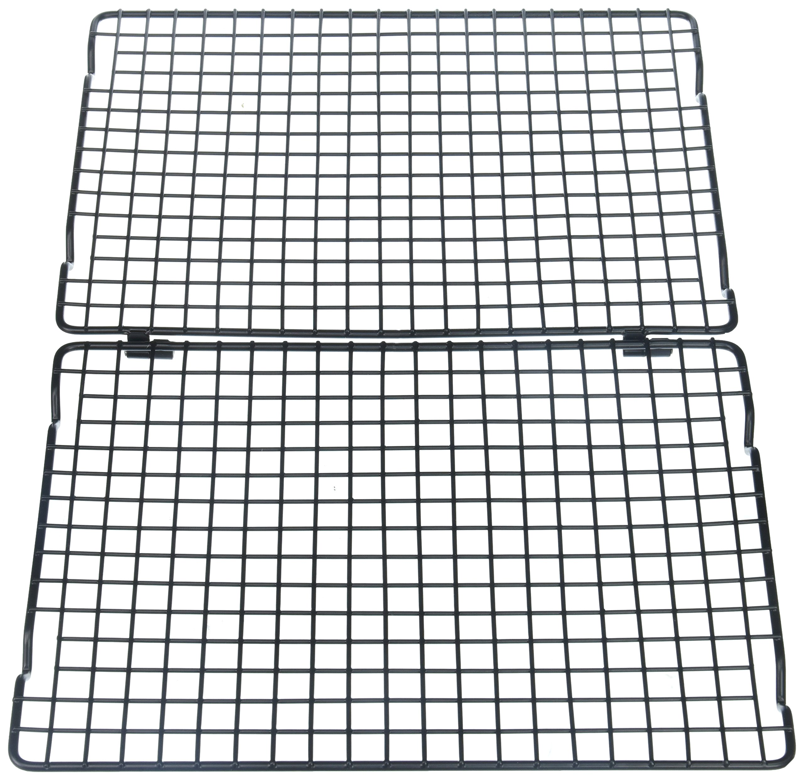 Kaiser 769462 17.91'' x 11.81'' Foldable Cooling Rack, Silver by Kaiser (Image #2)