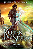 Keeper of Storms (The Fallen Fae Book 3)