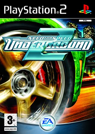 Need For Speed Underground 2 Ps2 España: Amazon.es: Videojuegos