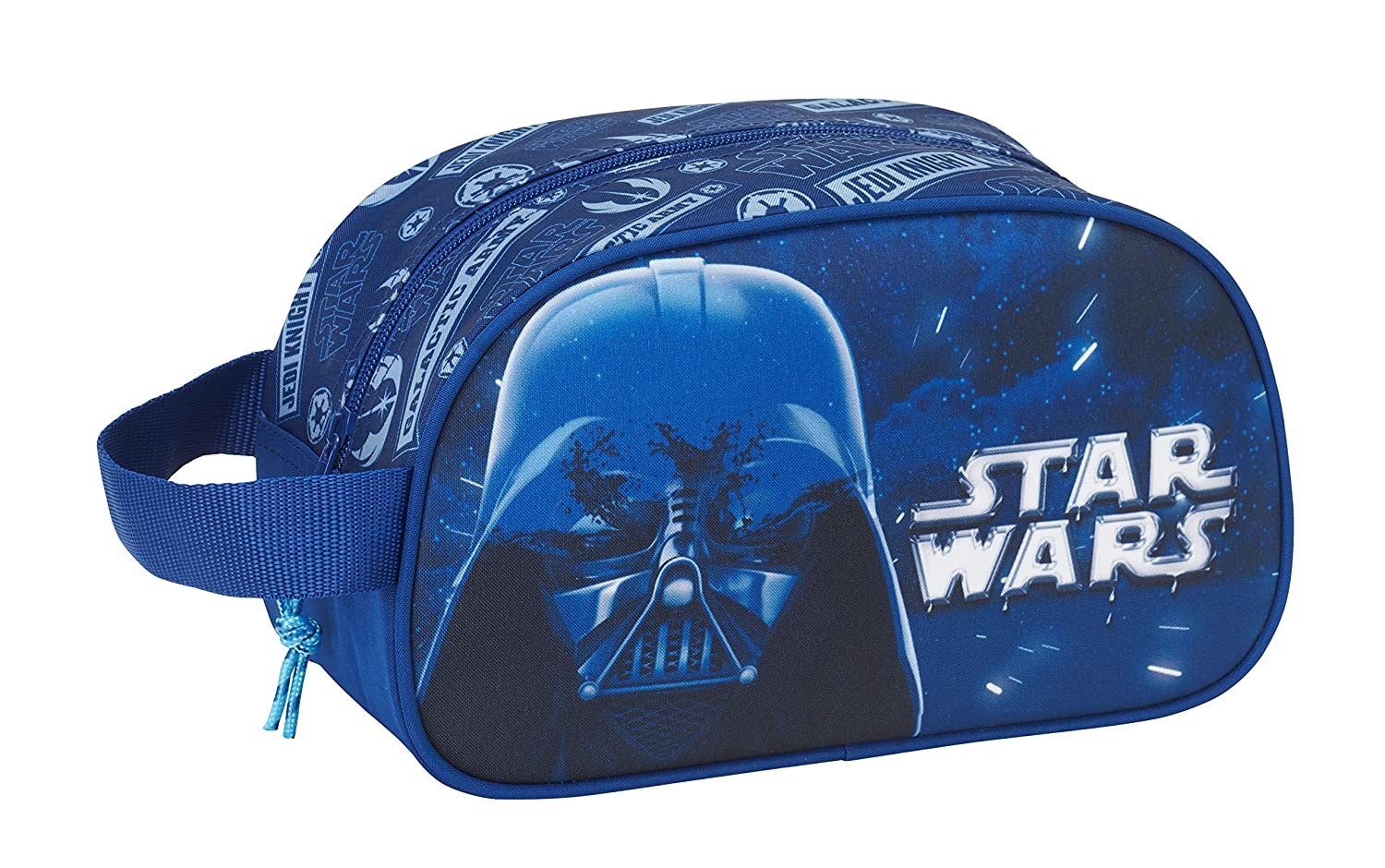Beauty Case Star Wars Neon Ufficiale Medio, con Manico 811801248