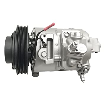 RYC - Compresor de CA remanufacturado y embrague A/C EG302