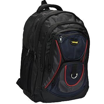 13b0bde2d626 New-Era Polyester 50 Ltr Black School Bag  school bags for boys ...