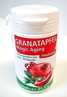 Granada Mágico-Envejecimiento - 60 Cápsulas