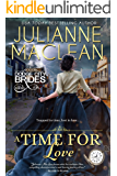 A Time For Love: (A Time Travel Romance) (Dodge City Brides Book 3)