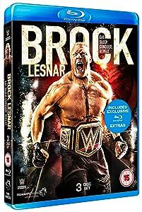 WWE: Brock Lesnar - Eat. Sleep. Conquer. Repeat. [Blu-ray]