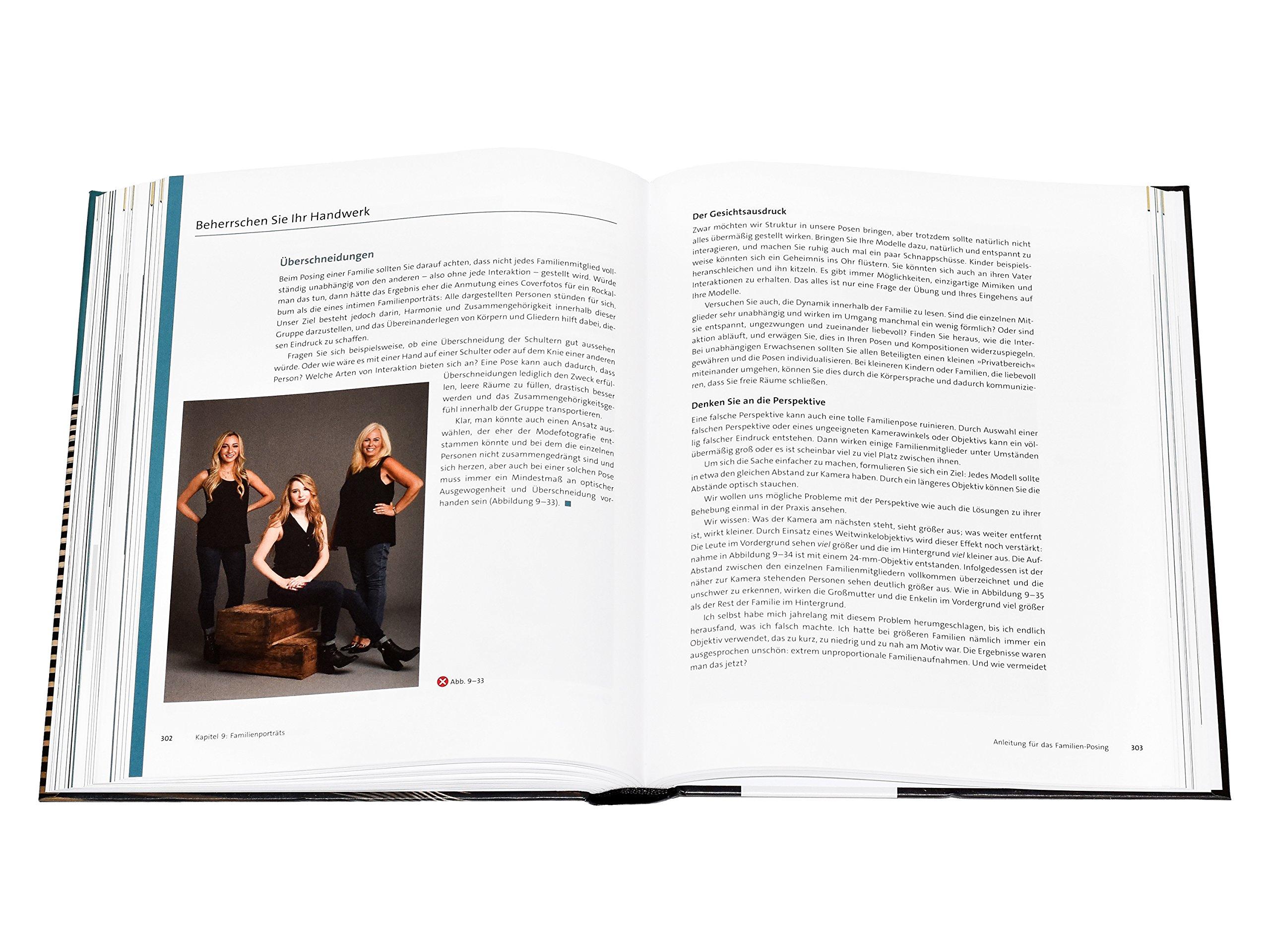 Das Posing-Handbuch: Der Leitfaden für perfekte Porträts von Kopf bis Fuß:  Amazon.de: Lindsay Adler, Christian Alkemper: Bücher