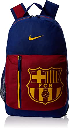 Nike NKBa5524-455 FC Barcelona Stadium Football Kids Backpack - Blue