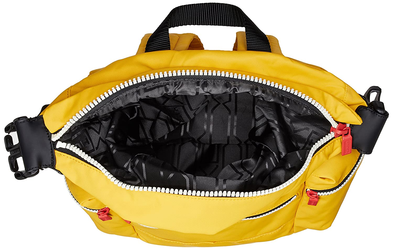 Marca HUNTER RYL Mochilas Mujer Color Amarillo Modelo Mochilas Mujer HUNTER UBB6018ACD Amarillo
