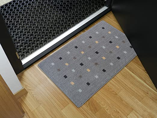 Läufer Küche Waschbar | Mikrofaser Laufer 66x130cm Flauschiger Rutschfester Teppich Fur